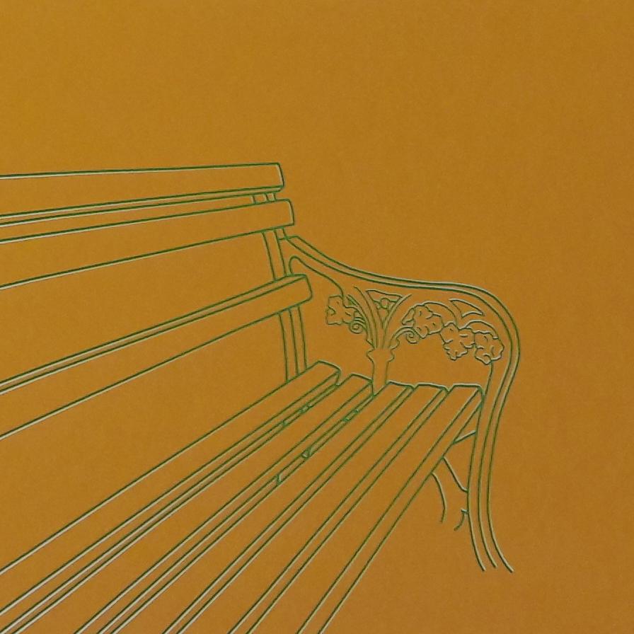 Bench Views – Screen Prints