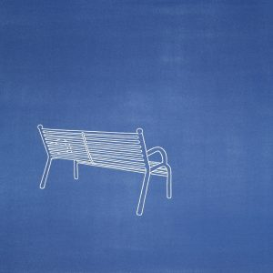 Bench Views – Cyanotype