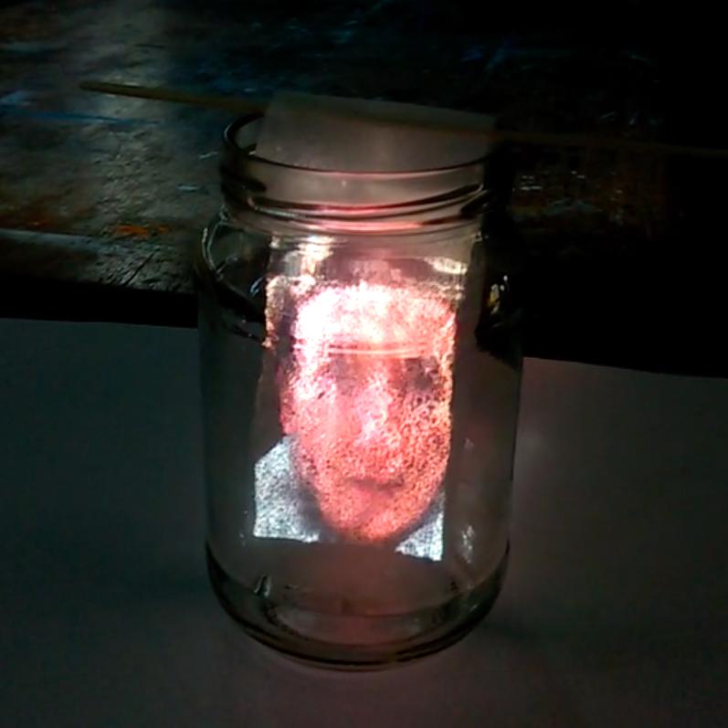 Shaz in a Jar