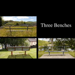 Three Benches